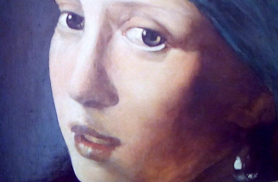 ragazza con turbante vermeer 1
